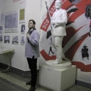 Luděk zase obdivuje některé velikány světových dějin :-)