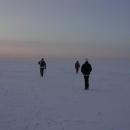 Zamrzlé moře - Finský záliv