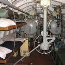 V ponorce