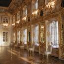 Zlatý taneční sál byl za války zcela zničen