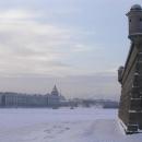 Ermitáž od Petropavlovské pevnosti