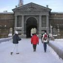 Vchod do Petropavlovské pevnosti