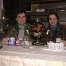 Markéta a Luděk - ruský obrázek :-)