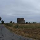 Zřícenina větrného mlýna u Příčovů