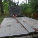 Památník obětem ze samého konce 2.světové války u Libohoště