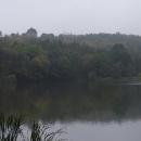 Nad Mlýnským rybníkem se objevila tvrz Tuchoraz