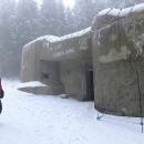 Míjíme nějaké ty bunkry...