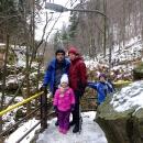 Nad vodopádem, P+M+děti