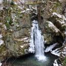 Vodopád je prý 22 metrů vysoký!