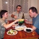 Hodujeme. Fondue není jen pokrm, ale společenská událost.