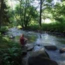Na břehu Kosového potoka