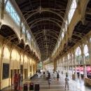 Interiér lázeňské kolonády