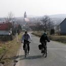 První výprava sezóny začíná výšlapem hned za Slavonicemi.