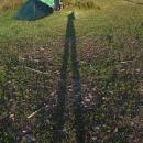 Dlouhé ranní stíny