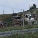Cikánské slumy