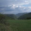 Pohled do Poráčské doliny