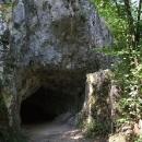 Východ z Jasovské jeskyně