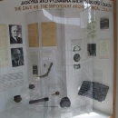 Něco z místní expozice o Jasovské jeskyni