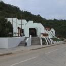 Vstup do jeskyně Domica