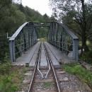 Mostek Čiernohronské úzkokolejky