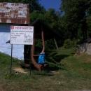 První výlet - dřevěné kostelíky v podhůří Čergova