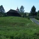 Dřevěný kostelík zase někde jinde - Krivé