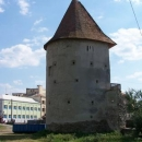 Opevnění Sabinova (okresní město nedaleko Prešova)