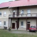 Naše ubytování v Herľanech za 180SK. Opět jsme v celé budově byli sami.