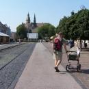 Odpolední kočárkový výlet do Košic - potřebujeme mj. internet kvůli dalšímu ubytování