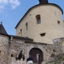 Ranní výšlap na hrad Krásná Horka