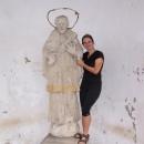 Markéta a její nový kamarád :-)