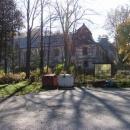 Chátrající zámek v Turčianské Štiavničke