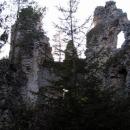 Na hradě Blatnica