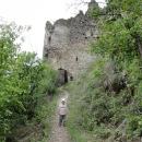 Na hrad jdeme opět jen s Víťou