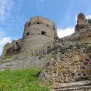 Na hradě Fiľakovo