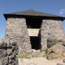 Vyhlídková věž na Salgo Váru