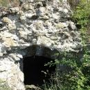 Z hradu Hajnačka toho mnoho nezbylo