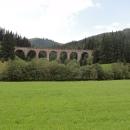 Jiný viadukt kousek dál