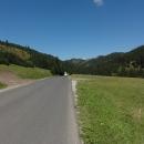 Údolím Čierného Vahu
