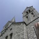 katedrála v Kočevje