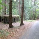 I v lesích Lužických hor je ukryté opevnění řopíků