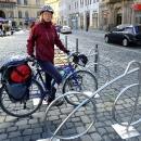Cyklotématické stojany na kola