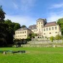 Hned naproti mají v Hainewalde druhý zámek