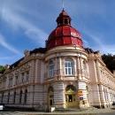 Chodit ve Varnsdorfu na poštu je také radost z architektury