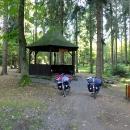 Tři prameny Křinice jsou ukryté v lesích