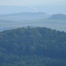 Rozhledna Dymník nad Rumburkem v dohledu, holt někdy příště