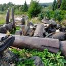 I sochy mají svůj hřbitov