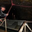 Část podzemních prostor je dnes zatopená