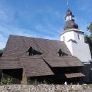 Kostelík v Sierpnici