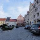 Duszniki Zdrój - příjemné lázeňské město